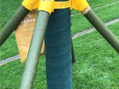 树木防寒无纺布绷带的特点